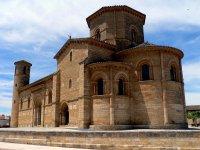 Fromista. Sv. Martin XI.stol. | Nedávno restaurovaný kostel.| Přidal: IvSi, id:2012061813421620