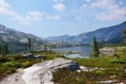 Jezero Deep Lake | | Přidal: Wickie, id:201908171518319