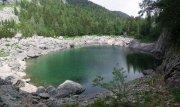 Černé jezero - (NP Triglav) | | Přidal: IvSi, id:20080114120810828