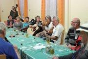 Hraní v jídelně na Václavce   v předvečer sv. Václava  Přidal: IvSi, id:20211002164156719