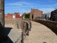 Ochoz obnovených římských hradeb, Leon | | Přidal: IvSi, id:20120618134302112