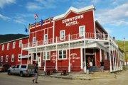 Downtown Hotel v Dawson City | | Přidal: Wickie, id:20190817151823910