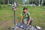 Hrob Eskymo Welzla v Dawsonu | | Přidal: Wickie, id:20190817151815550