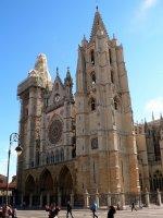 Leon, katedrála | | Přidal: IvSi, id:20120618134556859