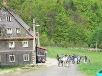 chata Růžena, kde bydlíme | | Přidal: IvSi, id:2008051214454851