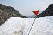 Sněhové plotny pod průsmykem | | Přidal: Wickie, id:20190817151824517