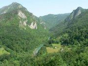 NP Durmitor z mostu | | Přidal: IvSi, id:20080114115954893