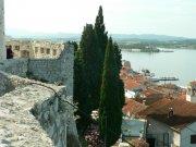 Šibenik z hradeb sv. Michala | | Přidal: IvSi, id:20080114120457612