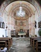 Kostel svatých Petra a Pavla   Albrechtice nad Vltavou  Přidal: IvSi, id:20211002132936171