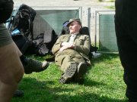 """Motorest """"U koně"""" - Lojza relaxuje     Přidal: IvSi, id:20080512144534236"""