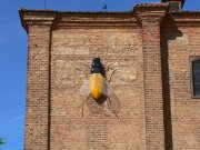 Leon, výstava na ulici | stěna archivu a knihovny provincie Leon| Přidal: IvSi, id:20120618134629211