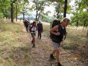 Do kopců nad rybníkem Rabyň     Přidal: Drahos, id:20211011152555797