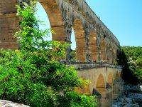 Akvadukt Pont du Gard/Francie | | Přidal: IvSi, id:2012061813472344